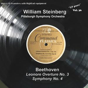 LP Pure, Vol. 36: Beethoven – Leonore Overture No. 3 & Symphony No. 4 Albümü