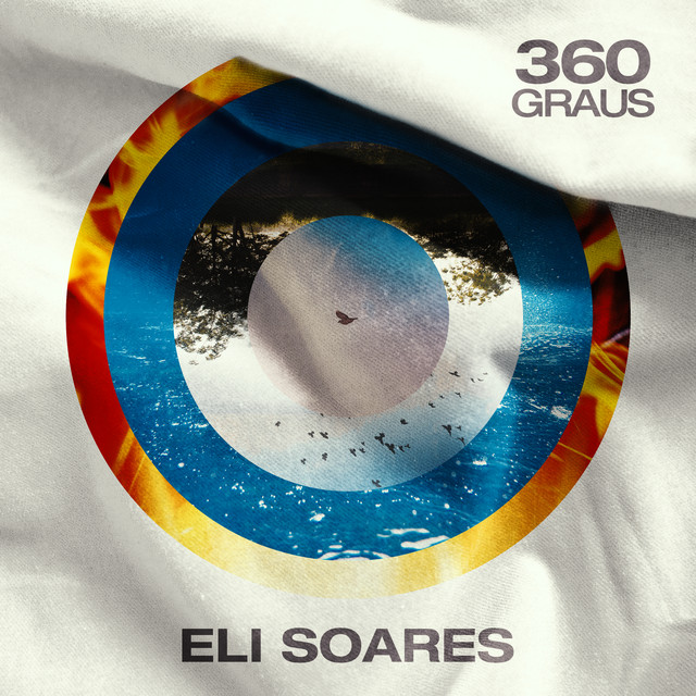 Album cover for 360 Graus by Eli Soares