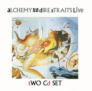 Alchemy - Dire Straits Live - 1 & 2 Albumcover
