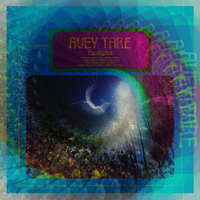 Album cover for Eucalyptus by Avey Tare