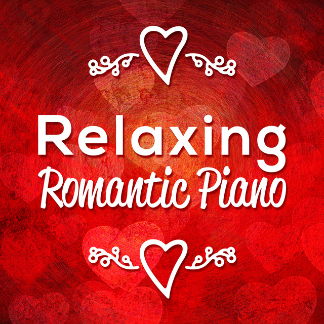 Relaxing Romantic Piano Albumcover