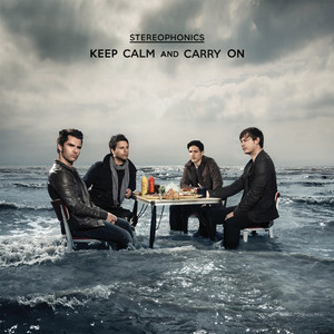 Keep Calm And Carry On (International Bonus Track Version) Albumcover