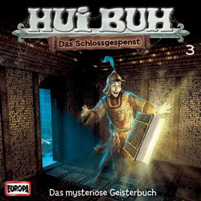 03 - Das mysteriöse Geisterbuch Cover