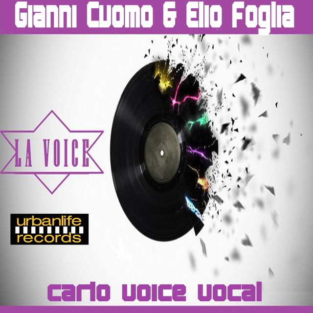 La Voice - Carlo Voice Vocal Re-Edit