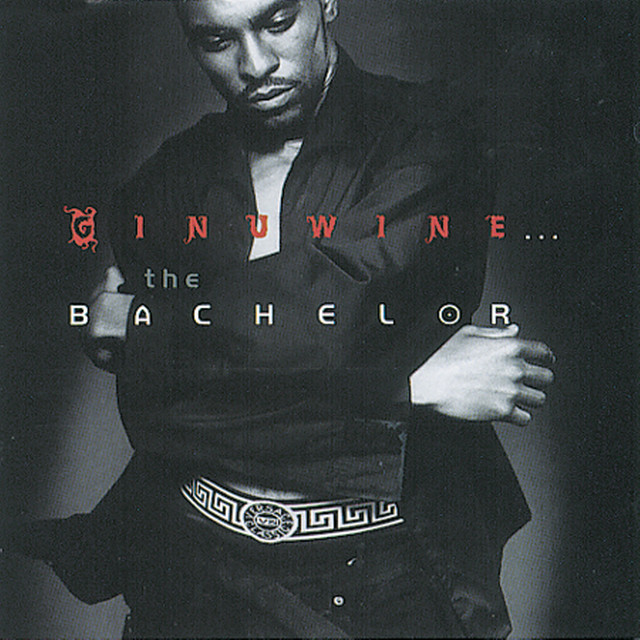 Ginuwine... The Bachelor Albumcover