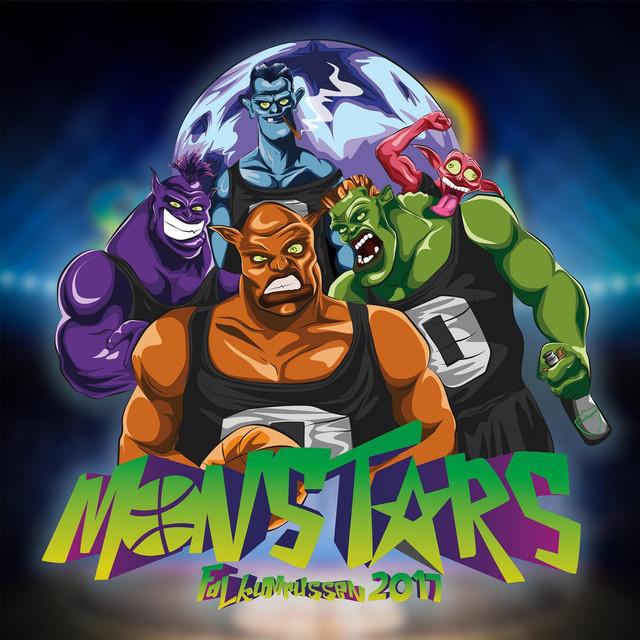 Monstars 2017 (feat. Benjamin Beats)
