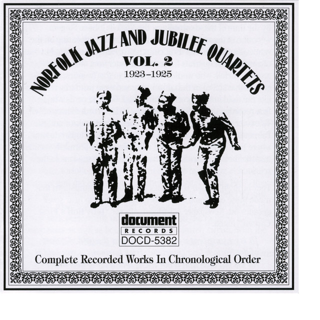 By Norfolk Jazz And Jubilee Quartet