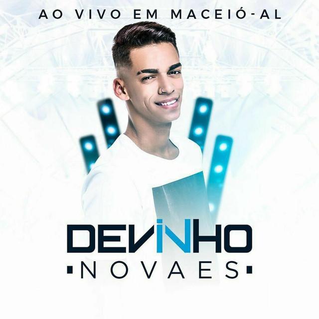 Album cover for Ao Vivo em Maceió - AL by Devinho Novaes