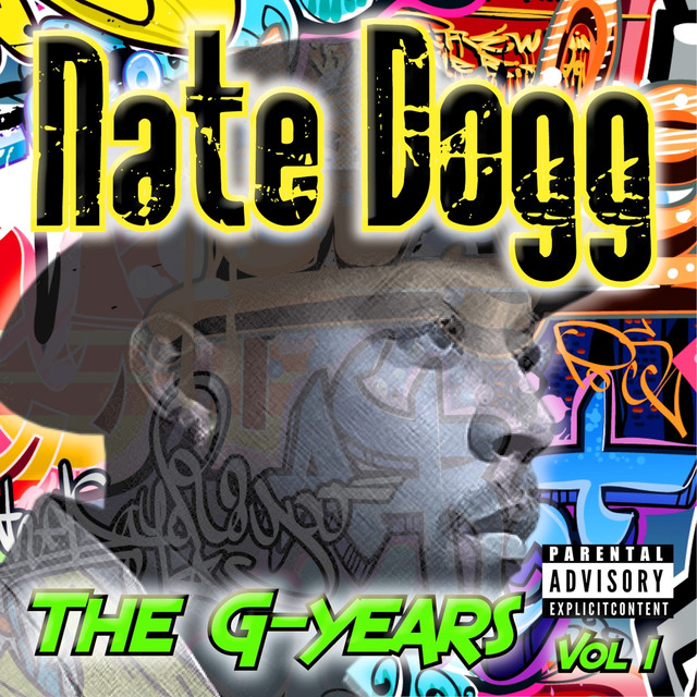 Nate Dogg Nate Dogg (The G-Years, Vol. 1) album cover