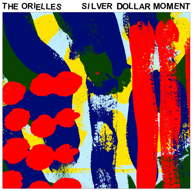 Album cover for Silver Dollar Moment by The Orielles