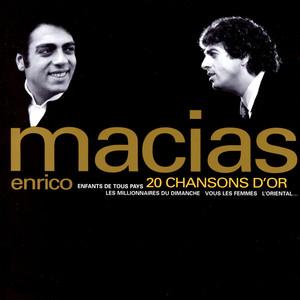 20 Chansons D'or Albümü