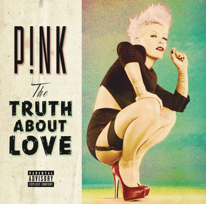 The Truth About Love - Track by Track Commentary Albumcover