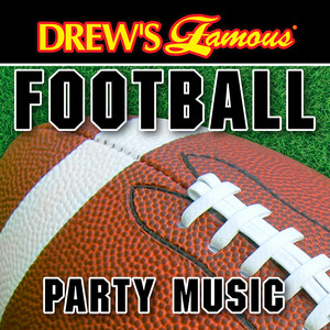 Drew's Famous Football Party Music album