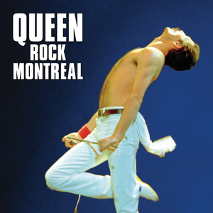 Queen Rock Montreal Albumcover