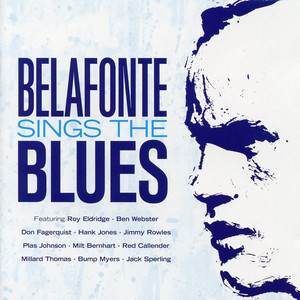 Belafonte Sings the Blues album
