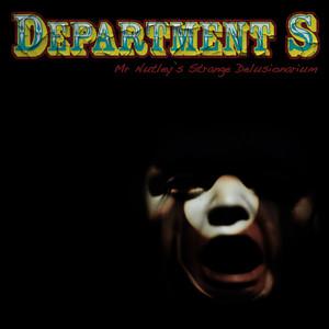 Mr Nutley's Strange Delusionarium album