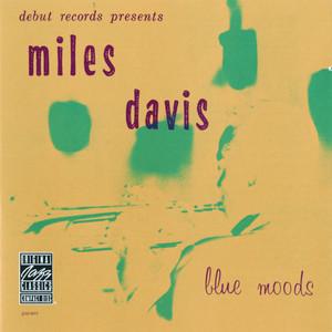 Blue Moods Albumcover