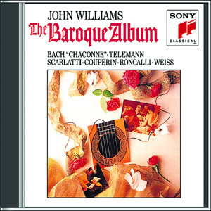 Music For You: John Williams Plays Baroque album