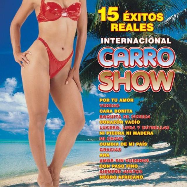 15 Exitos del Internacional Carro Show