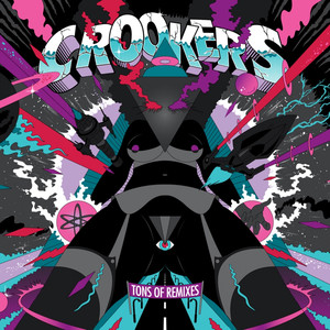 Crookers, YELLE Cooler Couleur cover