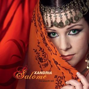 Salomé - The Seventh Veil Albumcover