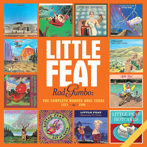 Little Feat Two Trains [Lowell Demo] cover