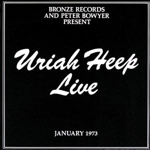 Live January 1973 album