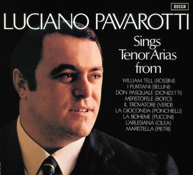 Tenor Arias from Italian Opera (US)