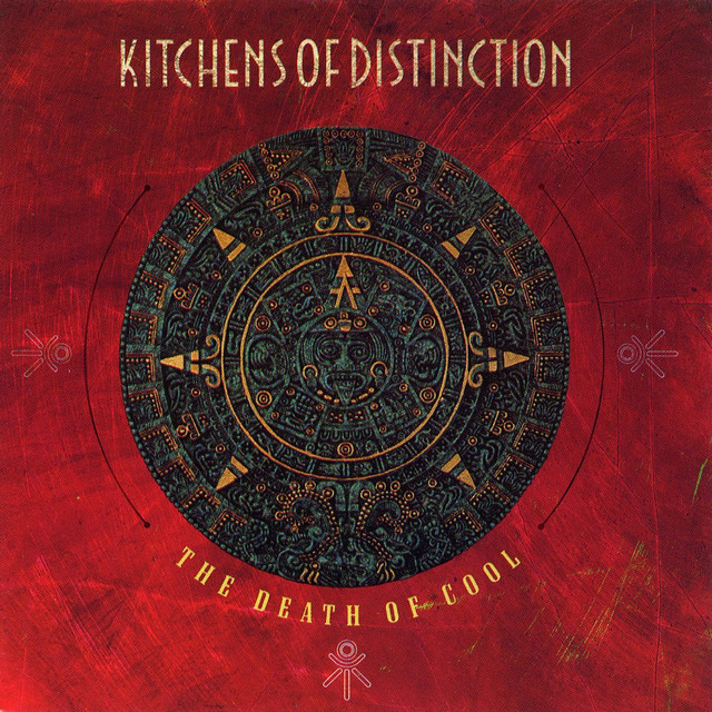 Kitchens of Distinction The Death of Cool album cover