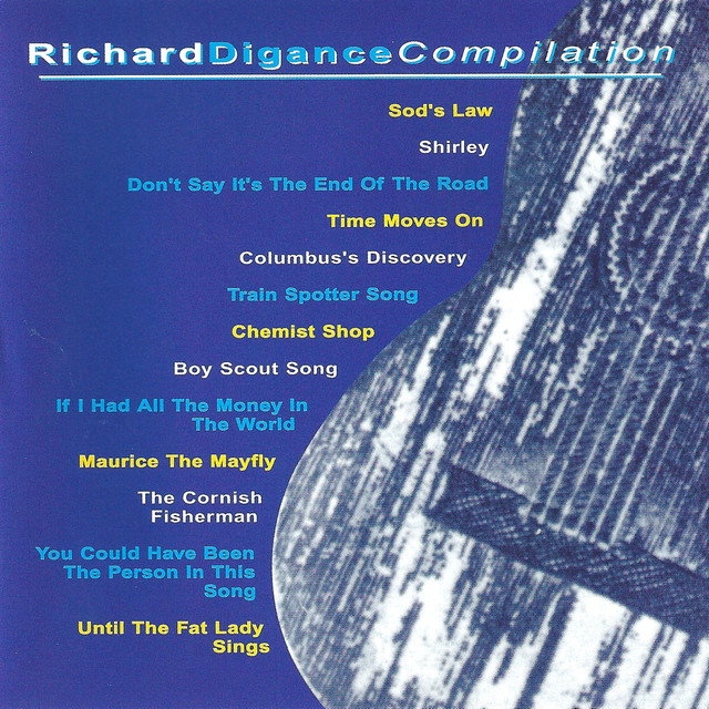 Richard Digance tickets and 2019 tour dates