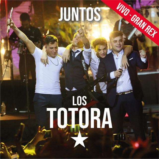 Album cover for Juntos (En Vivo en el Gran Rex) by Los Totora