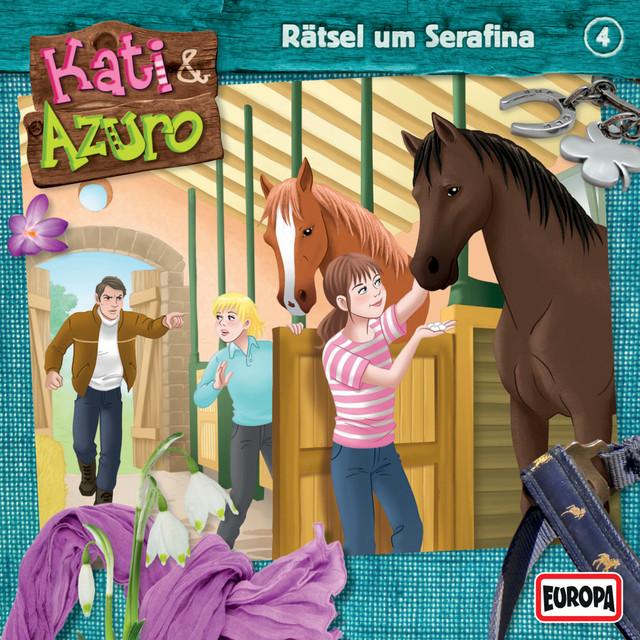 04 - Rätsel um Serafina Cover