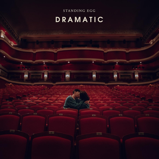 Album cover for Dramatic by Standing Egg