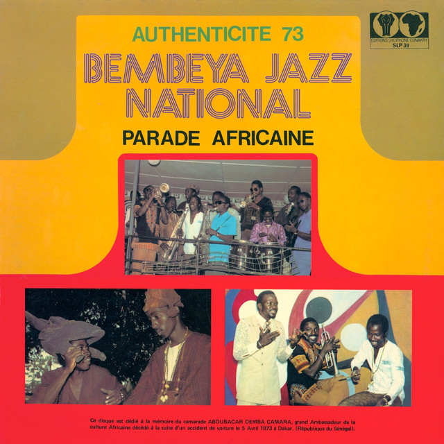 Authenticité 73 - Parade Africaine