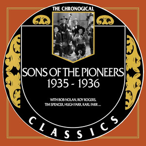 Sons Of The Pioneers 1935-1936