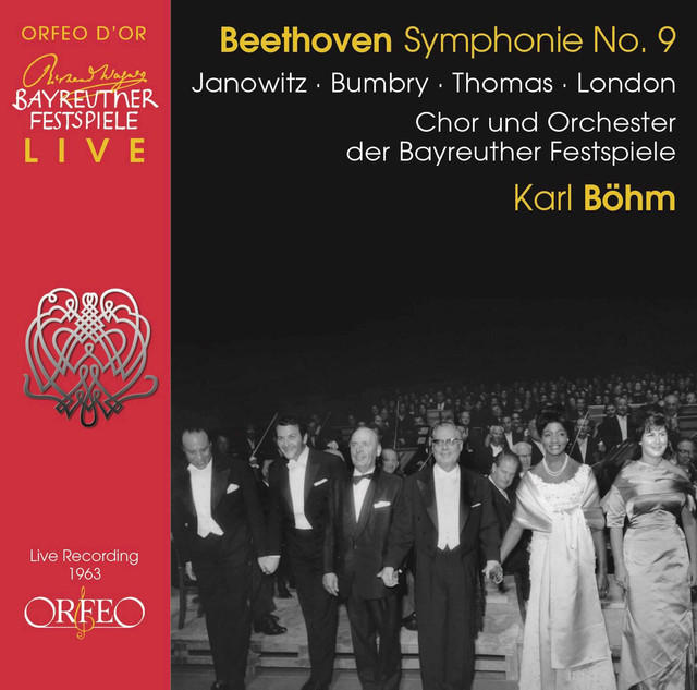 """Beethoven: Symphony No. 9 in D Minor, Op. 125 """"Choral"""" (Live)"""