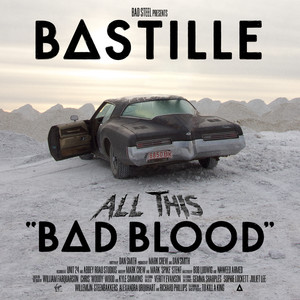All This Bad Blood Albumcover