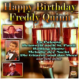 Happy Birthday Freddy Quinn album