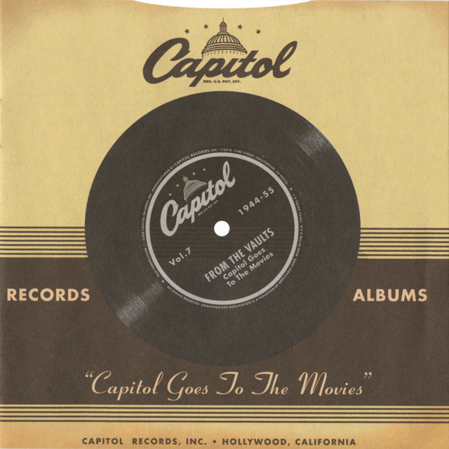 Various Artists Capitol Records From The Vaults: