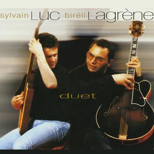 Sylvain Luc, Biréli Lagrène Blackbird cover