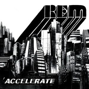 Accelerate Albumcover
