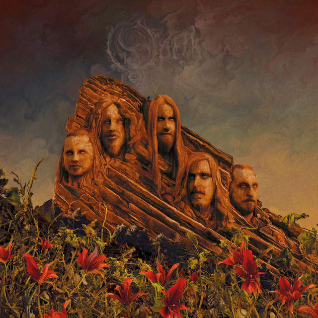 Album cover for Garden of the Titans (Opeth Live at Red Rocks Amphitheatre) by Opeth