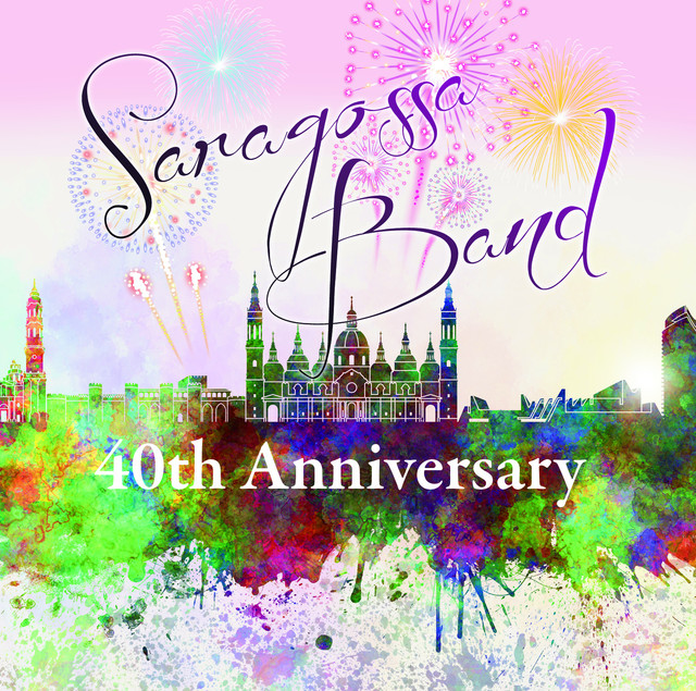 40th Anniversary Album by Saragossa Band | Lyreka