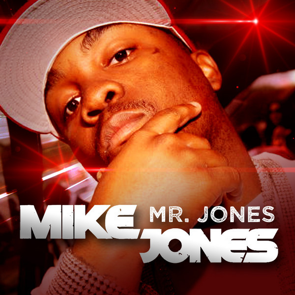 Album cover for Mr. Jones by Mike Jones