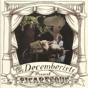 Picaresque Albumcover