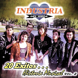 20 Exitos ... Historia Musical Vol.2 Albumcover