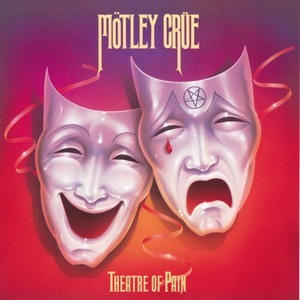 Theatre of Pain Albumcover