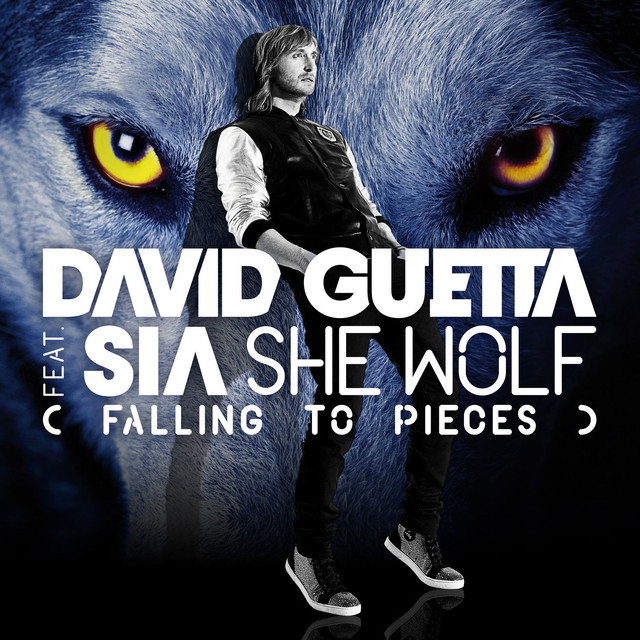 She Wolf (Falling to Pieces) (feat  Sia), a song by David