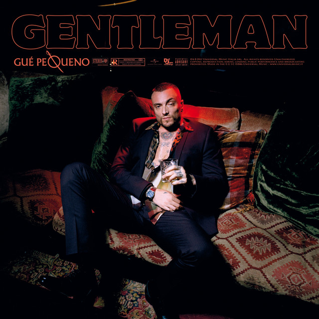 Guè Pequeno Gentleman album cover