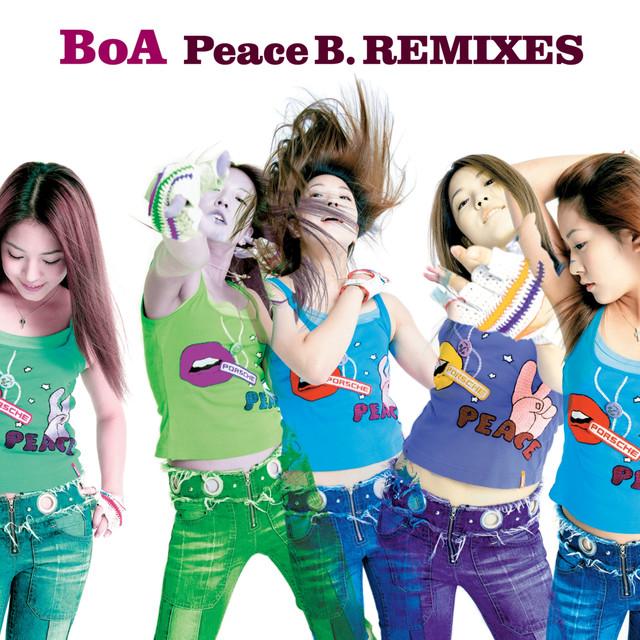 Peace B.REMIXES